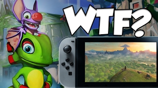 Yooka Laylee is Getting HATE for the Dumbest Reason! by Verlisify