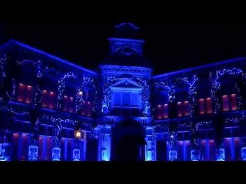 【長崎県】イルミネーションランキング1位のハウステンボスの光の王国