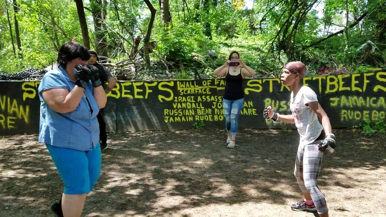STREETBEEFS BEEF FIGHT BETWEEN WOMEN