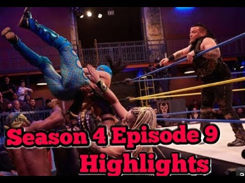 #Luchaunderground  Lucha Underground Season 4 Episode 9 Highlights !  08/08/18