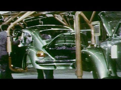 Volkwagen Beetle Fabrika &#220retim (1973)