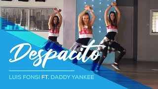 DESPACITO - Luis Fonsi ft Daddy Yankee -Easy Fitness Dance - Baile