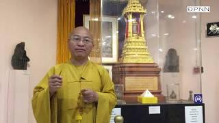 Hành hương Phật tích- Xá lợi Phật -TT. Thích Nhật Từ