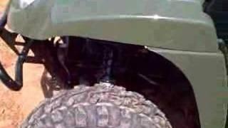10. Arctic Cat Prowler 700 XTX