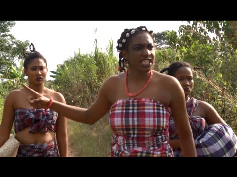 """Chika Ike Confronts Warrior Over Digging His Own Grave In """" Udala Reloaded """""""