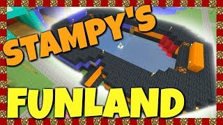 Stampy's Funland - Doggy Hockey