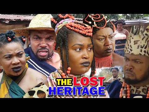 """New Hit Movie """"THE LOST HERITAGE"""" Season 1&2 - (Chizzy Alichi) 2019 Latest Nollywood Epic Movie"""