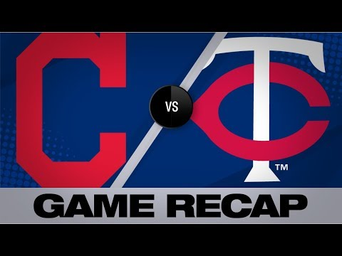 Video: Clevinger, Ramirez lead Tribe to 7-5 win | Indians-Twins Game Highlights 8/8/19