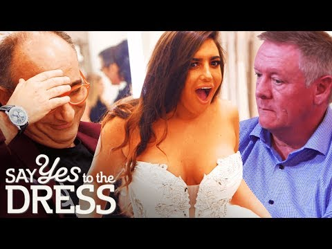 Daddy Knows Best! | Say Yes To The Dress