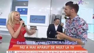 Download Lagu DENISA INTERVIU - Emisiune 2015 (28.07.2015) Mp3