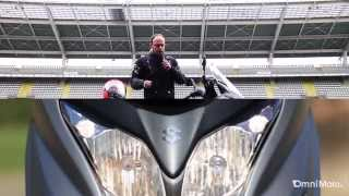 10. Suzuki Burgman 125 200 ABS 2014 - VIDEO TEST di OmniMoto.it