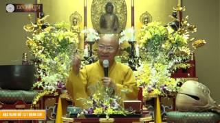 Học hạnh Bồ tát Quan Âm - TT. Thích Nhật Từ - 27-03-2016