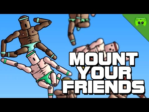 MOUNT YOUR FRIENDS # 12 - Whatsapp Update «» Let's Play Mount Your Friends | HD