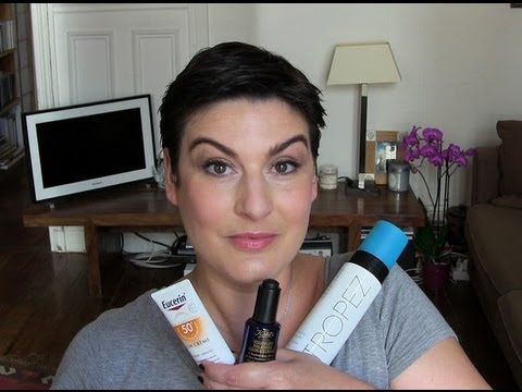 beaute Mes soins du moment   août 2013 maquillage