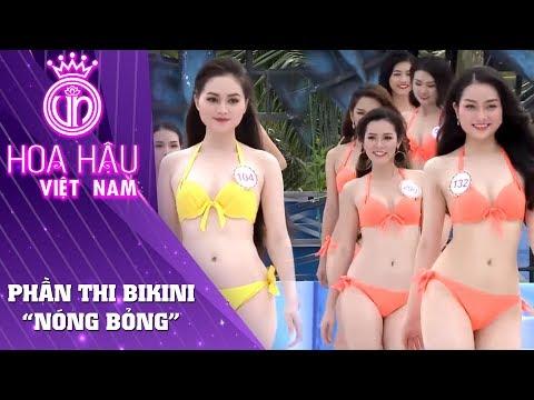 Người Đẹp Biển - Phần Thi Áo Tắm, Bikini [Hoa hậu Việt Nam 2016] - Thời lượng: 25:14.