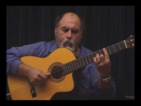 Juanjo Dominguez, solo de guitarra