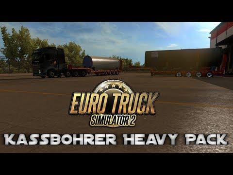 Kassbohrer Heavy Pack v1 1.27