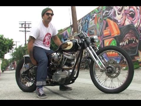 custom - Roland Sands, Shinya Kimura, Exile Cycles, Power Plants, ils sont nombreux les Papes de la Custom Culture  s'tre implants  Los Angeles et sa banlieue pro...