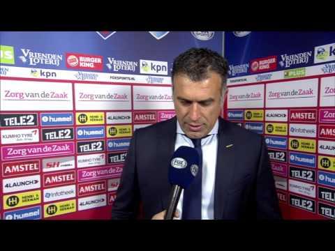 Anastasiou na FC Utrecht - Roda JC