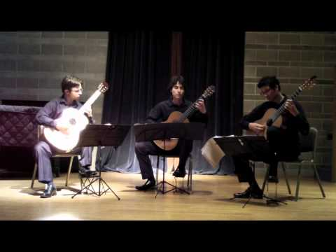 Victoria Guitar Trio- Vivaldi (Mov. I)