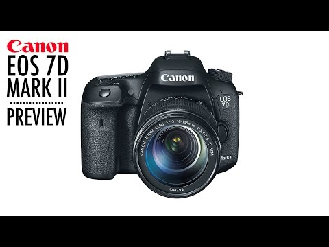 Canon EOS 7D Mark II - Preview En Español