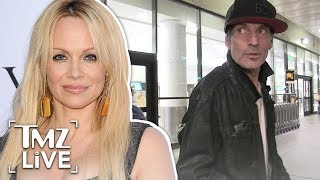 Video Pam Anderson: Tommy Lee Got Punched As Payback For All the People He Hurt | TMZ Live MP3, 3GP, MP4, WEBM, AVI, FLV Maret 2018