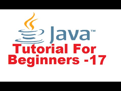 Java Tutorial For Beginners 17 – Parameter passing and Returning a Value from a Method