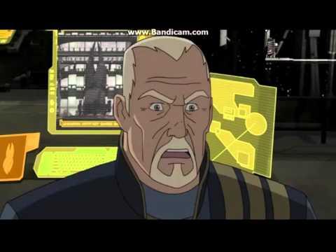 Dead Space Downfall (2008) - Captain Mathius's Death (HD)