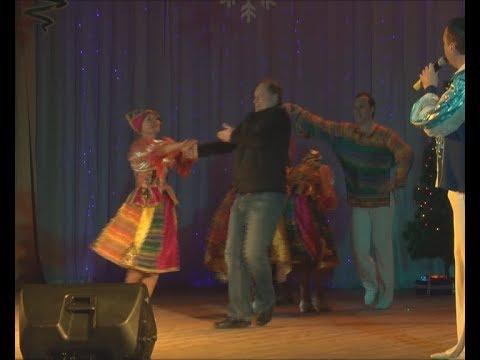 Сибирская тройка Рождественский концерт