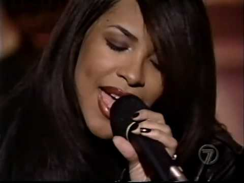 Aaliyah One In A Million (Live Acoustic And Interview)  1997