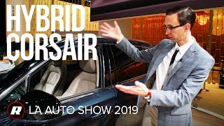 The 2021 Lincoln Corsair adds a plug-in hybrid powertrain by Roadshow