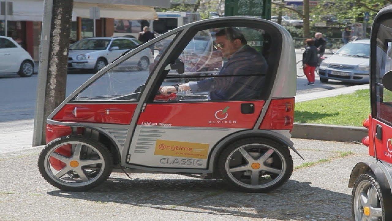 Τα πρώτα ηλεκτρικά αυτοκίνητα στα Τρίκαλα