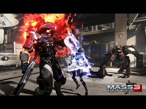 Mass Effect 3: Reckoning Trailer Video