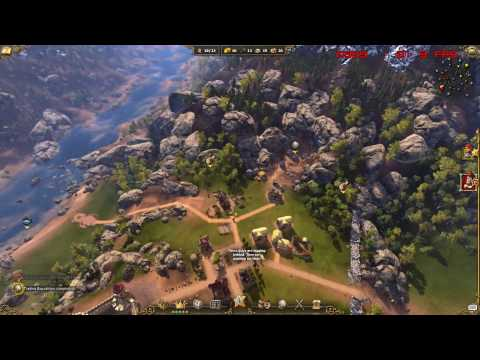 The Settlers 7 – Право на трон (Paths to a Kingdom) Gameplay