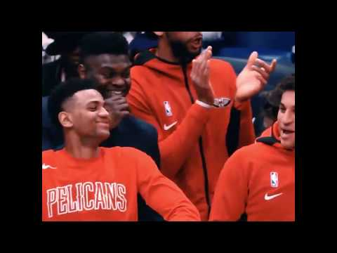 Here Come the Pelicans with Zion Williamson [HYPE VIDEO]