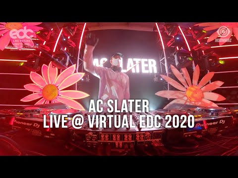 AC Slater Live @ EDC Virtual Rave-A-Thon (May 17, 2020) Official
