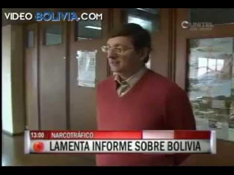 Oscar Ortiz: Lamenta informe de EE.UU. sobre el narcotrafico en Bolivia