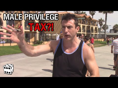 "Interesting Prank: A guy asks feminists to sign a petition for ""male privilege tax"""