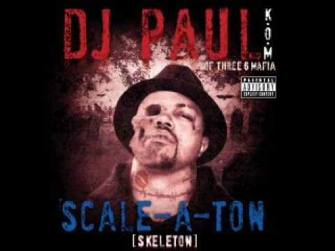 DJ Paul-Liquor And Powder