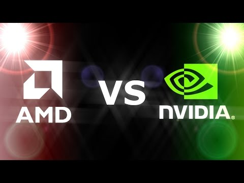 Nvidia VS AMD : The RX 480's Impact