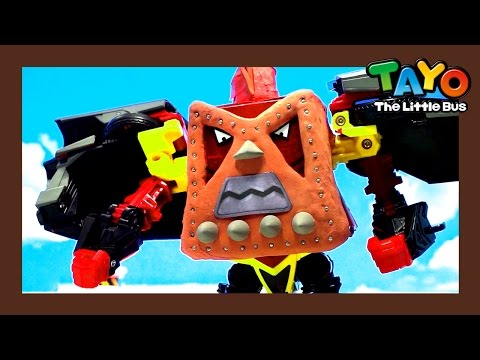 Robot King Tayo (Part 1) l Tayo Toy Adventure l Robot Toy Show l Toy Show