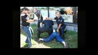 Good Cops do not WATCH Bad Cops being Bad ! ! !