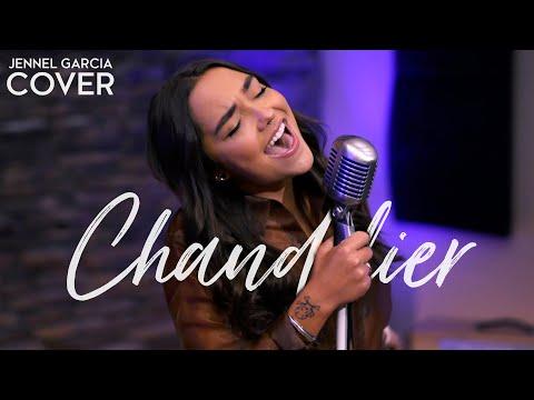 "Sia  ""Chandelier"" Cover by Jennel Garcia"