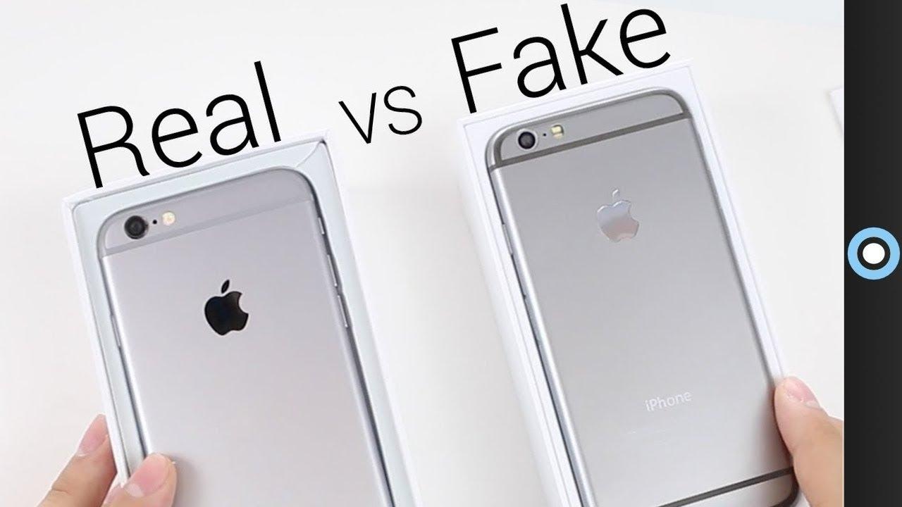 فێركاری : چۆن بزانین كه هاندی iPhone 6 ئهسلیه یان عادی كۆپیه ؟