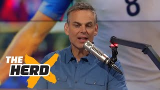 Grant Wahl on the state of the USMNT - 'The Herd' (FULL INTERVIEW) by Colin Cowherd