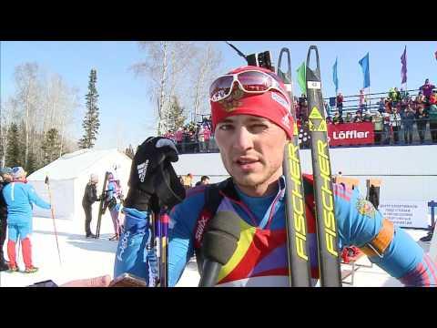 Антон Бабиков: «Лыжи меня немного подвели»