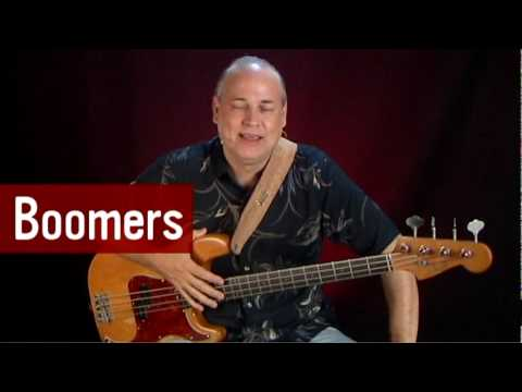 Boomers Bass Strings
