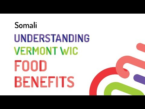 Shopping with WIC: Understanding Benefits Somali
