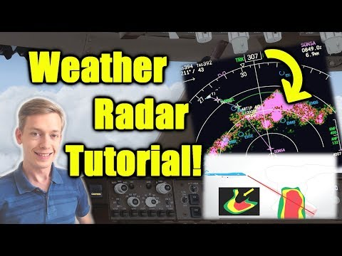 Weather Radar Tutorial: How to Use It & How to Avoid Weather!