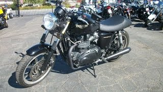 7. Used Motorcycles For Sale 2010 Triumph Bonneville  With Extras